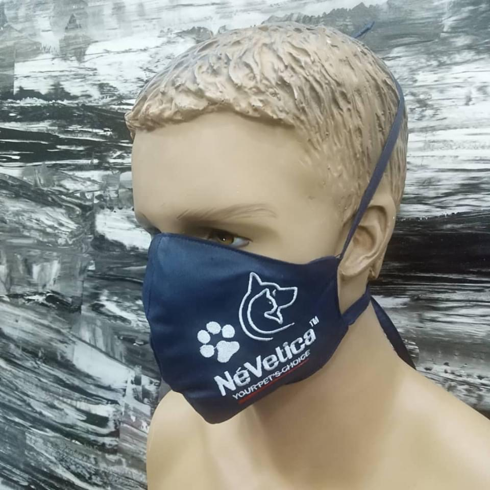 Protective Mask - Navy