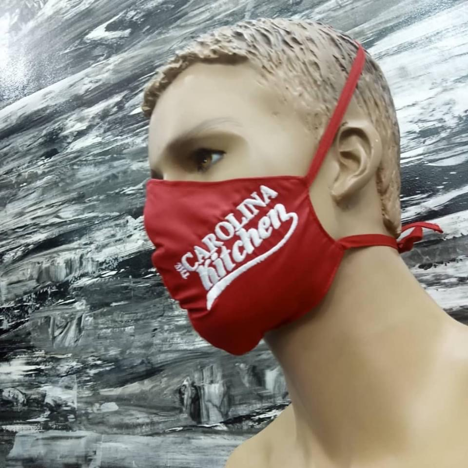 Protective Facemask - Red