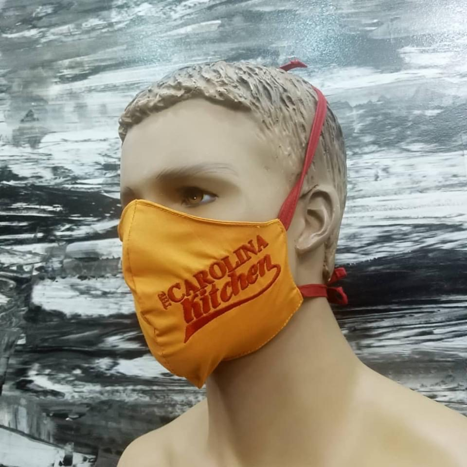Protective Mask - Yellow